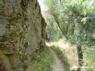 Cañones del Río Cega y  Santa Águeda  – Pedraza;los ancares lucenses puente del 12 de octubre
